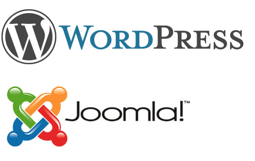 Wordpress & Joomla platform upgrades